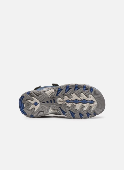 Sandalen Froddo G3150189 grau ansicht von oben