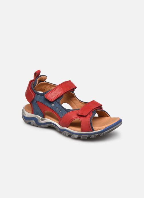 Sandalen Froddo G3150189 rot detaillierte ansicht/modell
