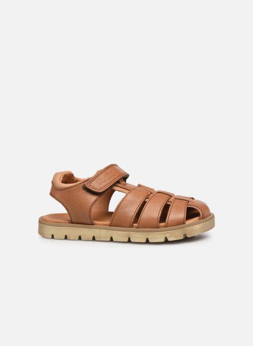 Sandalen Froddo G3150190 braun ansicht von hinten