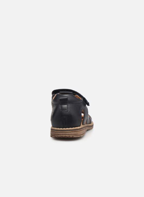 Sandali e scarpe aperte Froddo G3150191 Azzurro immagine destra