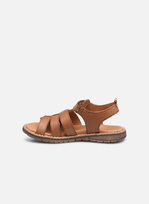 Sandali e scarpe aperte Froddo G3150193 Marrone immagine frontale