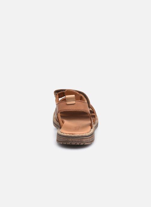 Sandali e scarpe aperte Froddo G3150193 Marrone immagine destra