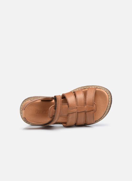 Sandales et nu-pieds Froddo G3150193 Marron vue gauche