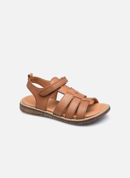 Sandales et nu-pieds Froddo G3150193 Marron vue détail/paire