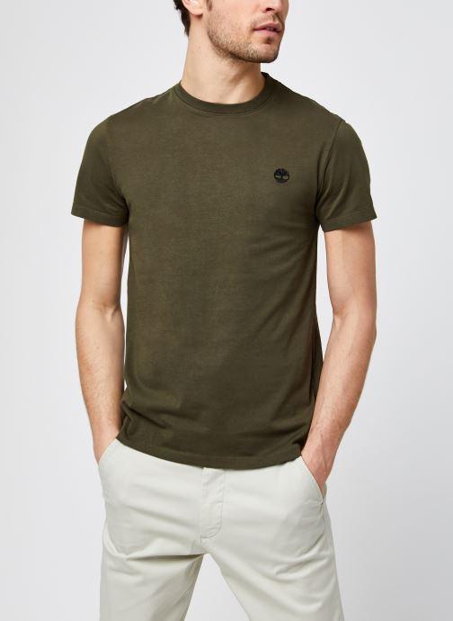 T-shirt - Ss Dunstan River Jersey Crew Tee Slim