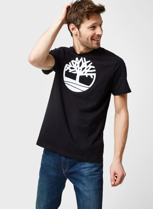 T-shirt - Ss Kennebec River Tree Logo Tee