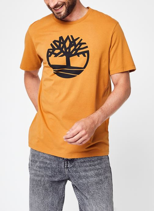 Vêtements Accessoires SS Kennebec River Tree Logo Tee