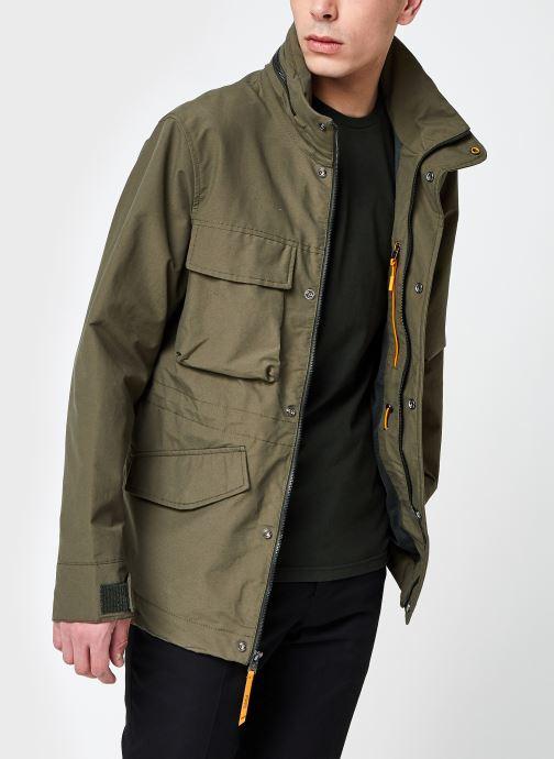 Abbigliamento Timberland Outdoor Heritage Field Jacket Verde vedi dettaglio/paio