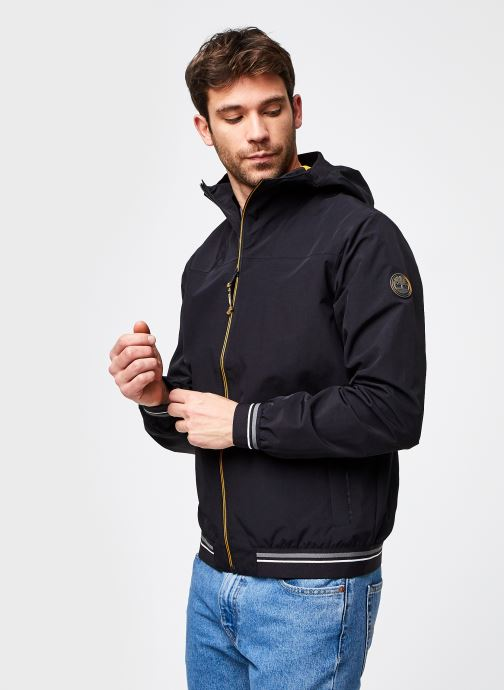 Manteau court - Hooded Coastal Cool Bomber Jacket