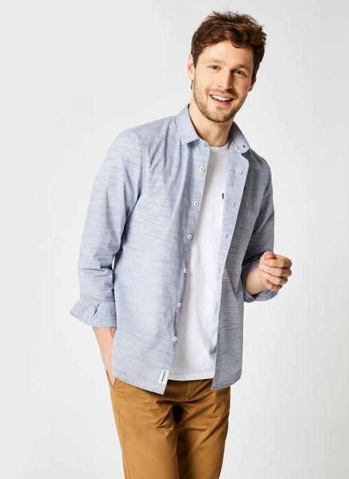 Vêtements Accessoires LS Tioga River Solid Non-Solid Shirt