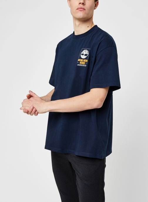 Tøj Accessories SS NNH Back Graphic Tee