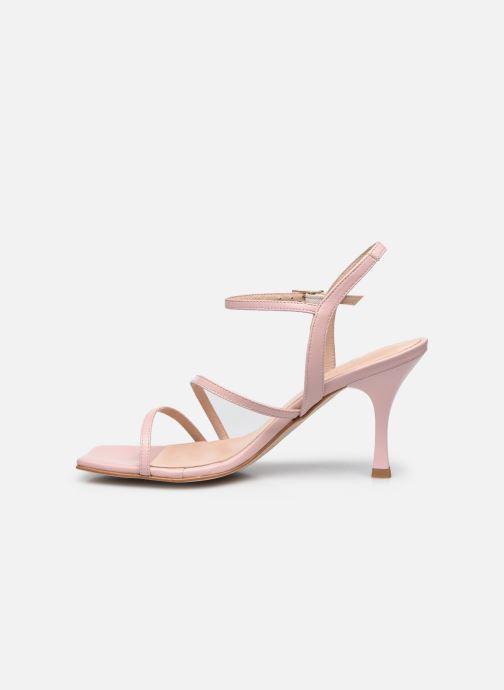 Sandaler Georgia Rose Alyssa Pink se forfra