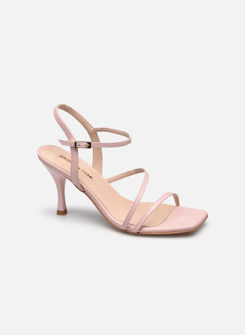 Sandaler Georgia Rose Alyssa Pink detaljeret billede af skoene