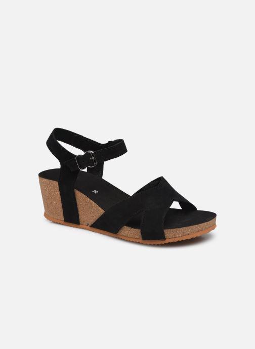Sandali e scarpe aperte Donna 502000E2C_BLCK