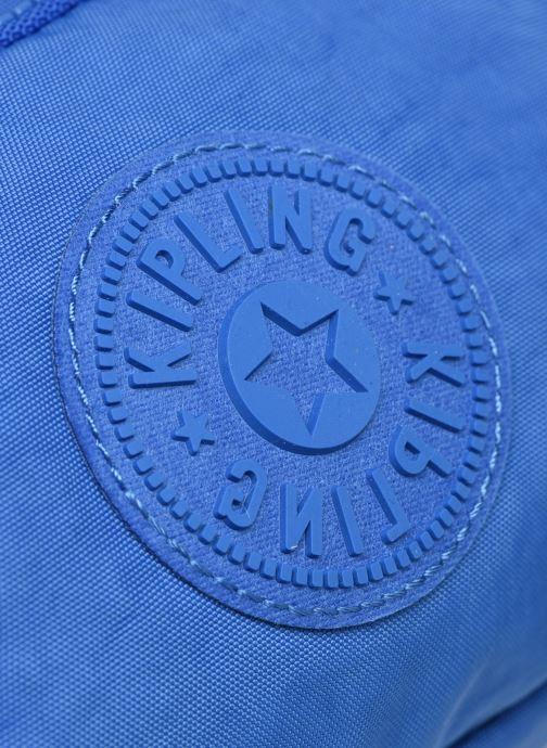 Handtassen Kipling Jenera Mini Blauw links