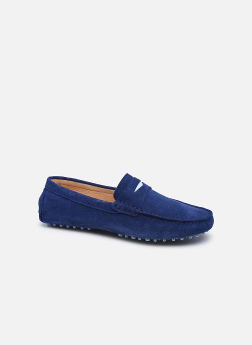 Slipper Marvin&Co SULTEN blau detaillierte ansicht/modell