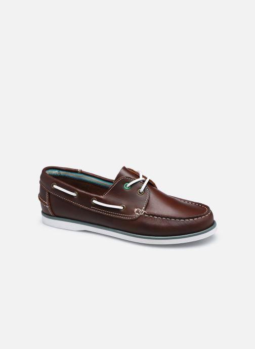 Chaussures à lacets Marvin&Co SANTOUH Marron vue détail/paire