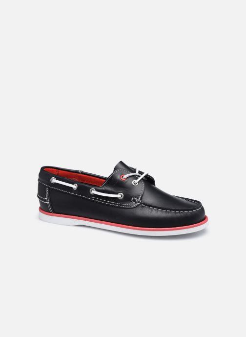 Chaussures à lacets Marvin&Co SANTOUH Bleu vue détail/paire
