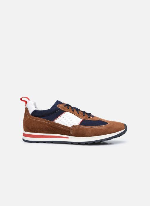 Sneaker Marvin&Co STROND braun ansicht von hinten