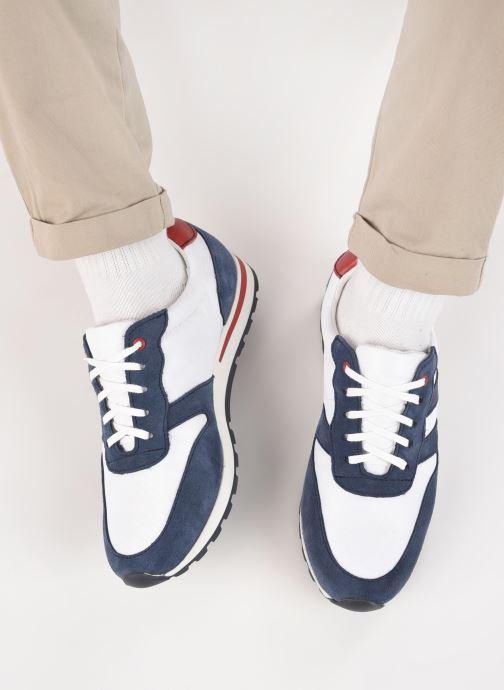 Sneaker Marvin&Co STRONA weiß ansicht von unten / tasche getragen