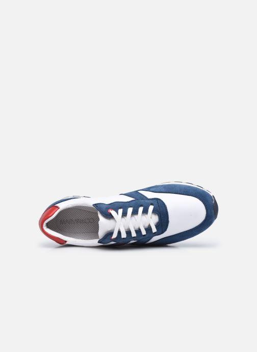 Sneaker Marvin&Co STRONA weiß ansicht von links