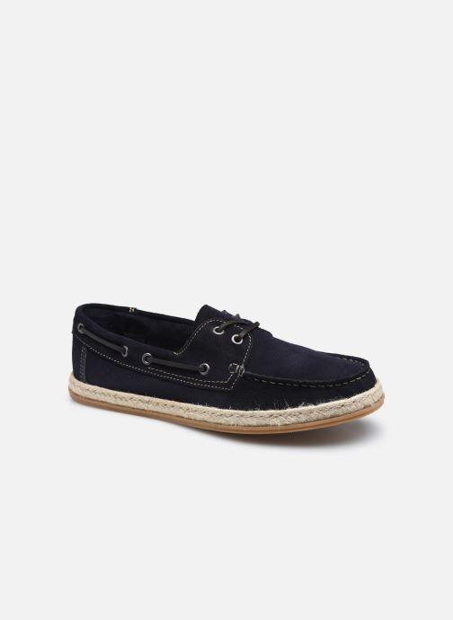 Chaussures à lacets Marvin&Co SBATO Bleu vue détail/paire