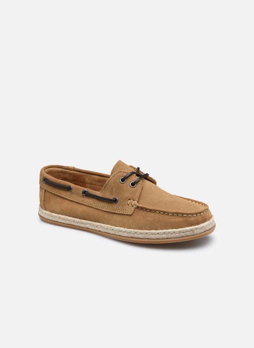 Chaussures à lacets Marvin&Co SBATO Beige vue détail/paire