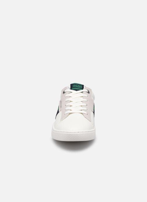 Baskets Jack & Jones JFW TOD Blanc vue portées chaussures