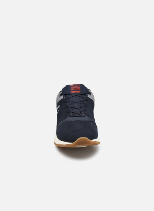 Sneaker Jack & Jones JFW ATTACK blau schuhe getragen