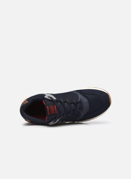 Sneaker Jack & Jones JFW ATTACK blau ansicht von links