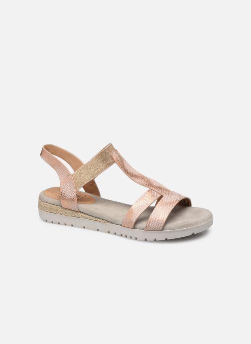 Sandalias I Love Shoes FISSA Size + Plateado vista de detalle / par