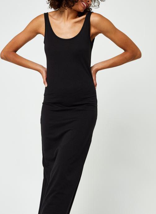 Vêtements Vero Moda Vmnanna Dress Noir vue détail/paire