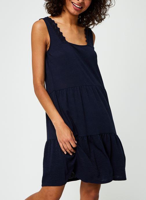Vêtements Vero Moda Vmalice Dress Bleu vue détail/paire