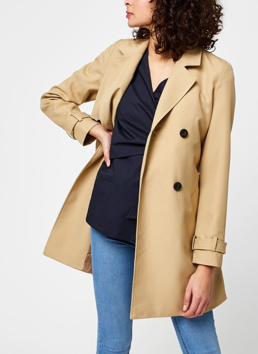 Manteau mi-long - Vmceleste
