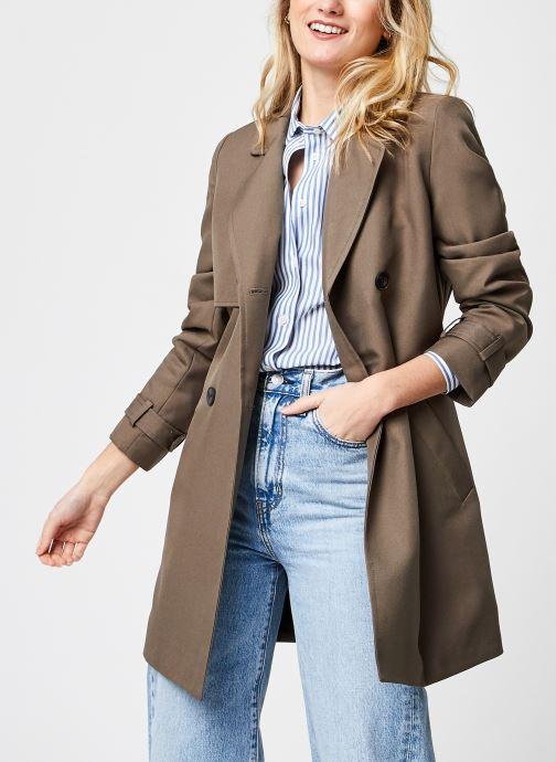 Manteau mi-long - Vmceleste