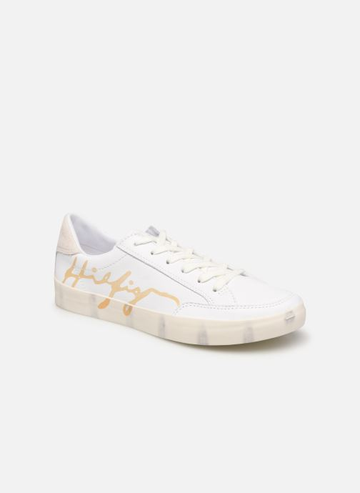 Sneakers Dames TH SIGNATURE LEATHER SNEAKER