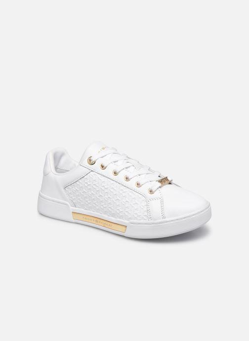 Sneakers Dames TH MONOGRAM ELEVATED SNEAKER