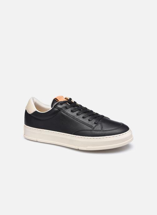 Deportivas Vagabond Shoemakers JOHN Negro vista de detalle / par