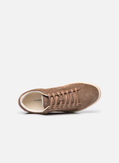 Sneakers Vagabond Shoemakers JOHN Marrone immagine sinistra