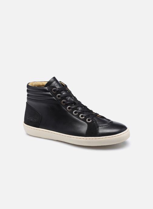 Sneaker Kickers Rebloz schwarz detaillierte ansicht/modell
