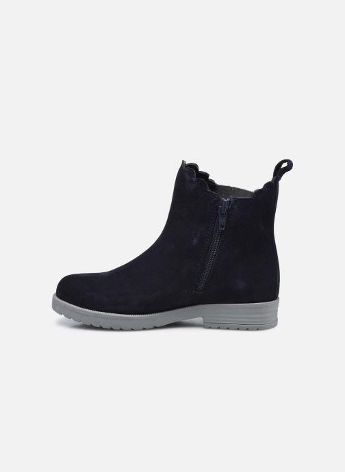 Boots en enkellaarsjes MTNG 48065 Blauw voorkant