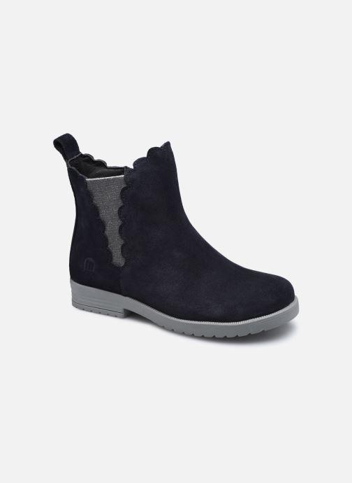 Boots en enkellaarsjes MTNG 48065 Blauw detail