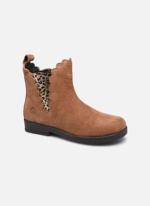 Boots en enkellaarsjes MTNG 48065 Bruin detail