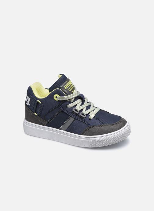 Sneakers MTNG 48121 Blauw detail