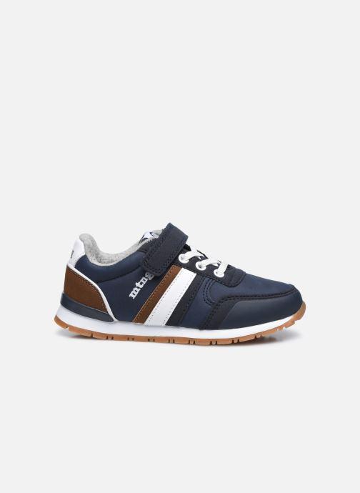 Sneakers MTNG 48135 Blauw achterkant