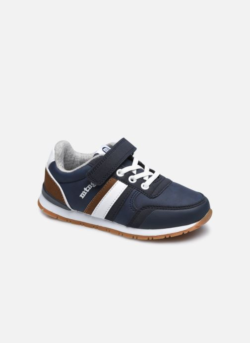 Sneakers MTNG 48135 Blauw detail