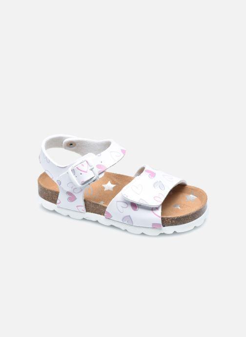 Sandali e scarpe aperte MTNG 47124 Bianco vedi dettaglio/paio