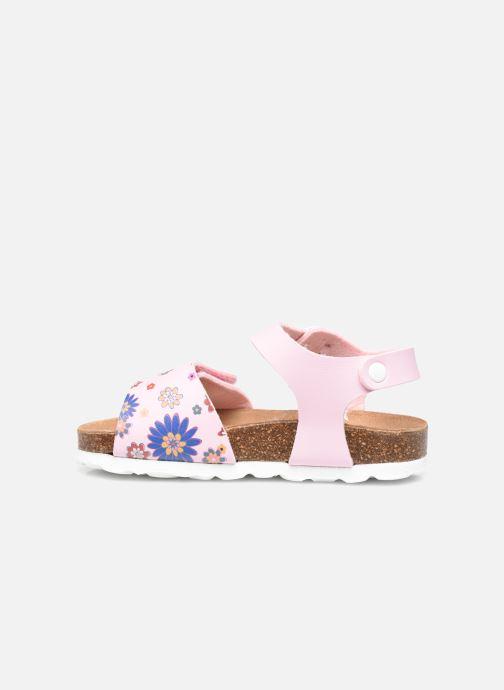 Sandalen MTNG 47124 Roze voorkant