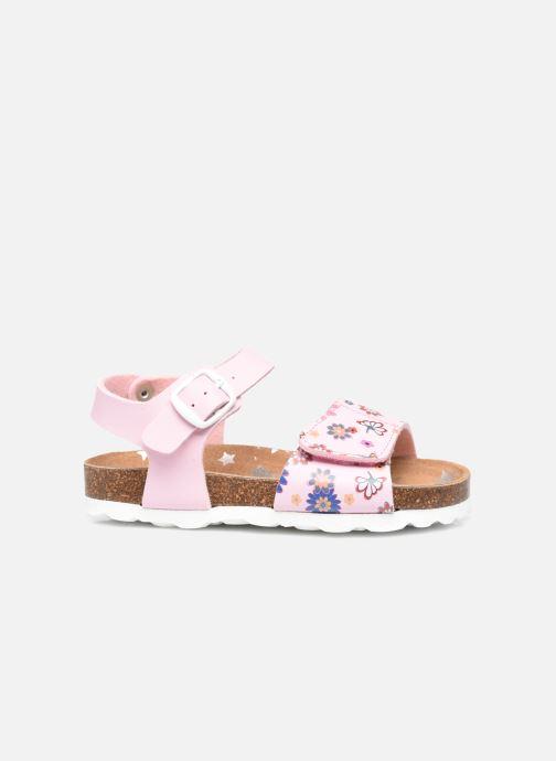 Sandalen MTNG 47124 Roze achterkant