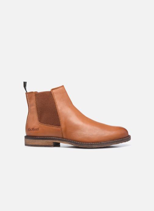Stiefeletten & Boots Kickers Alphatri M braun ansicht von hinten